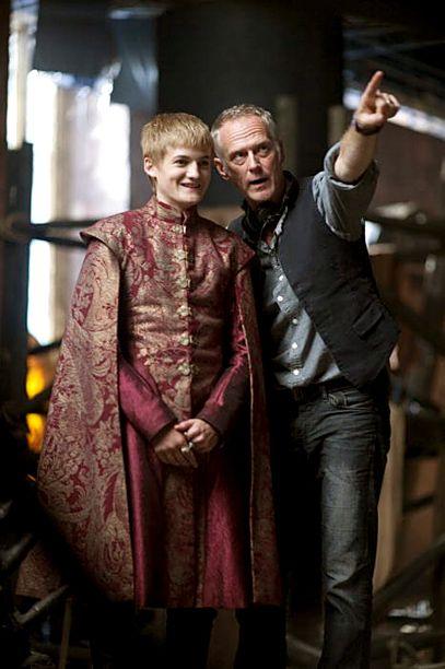 'Game of Thrones' photo album: Glimpses behind the scenes ...