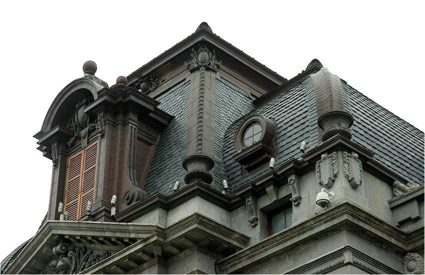 Best French Roof Lines Second Empire Buffalo Architecture 400 x 300