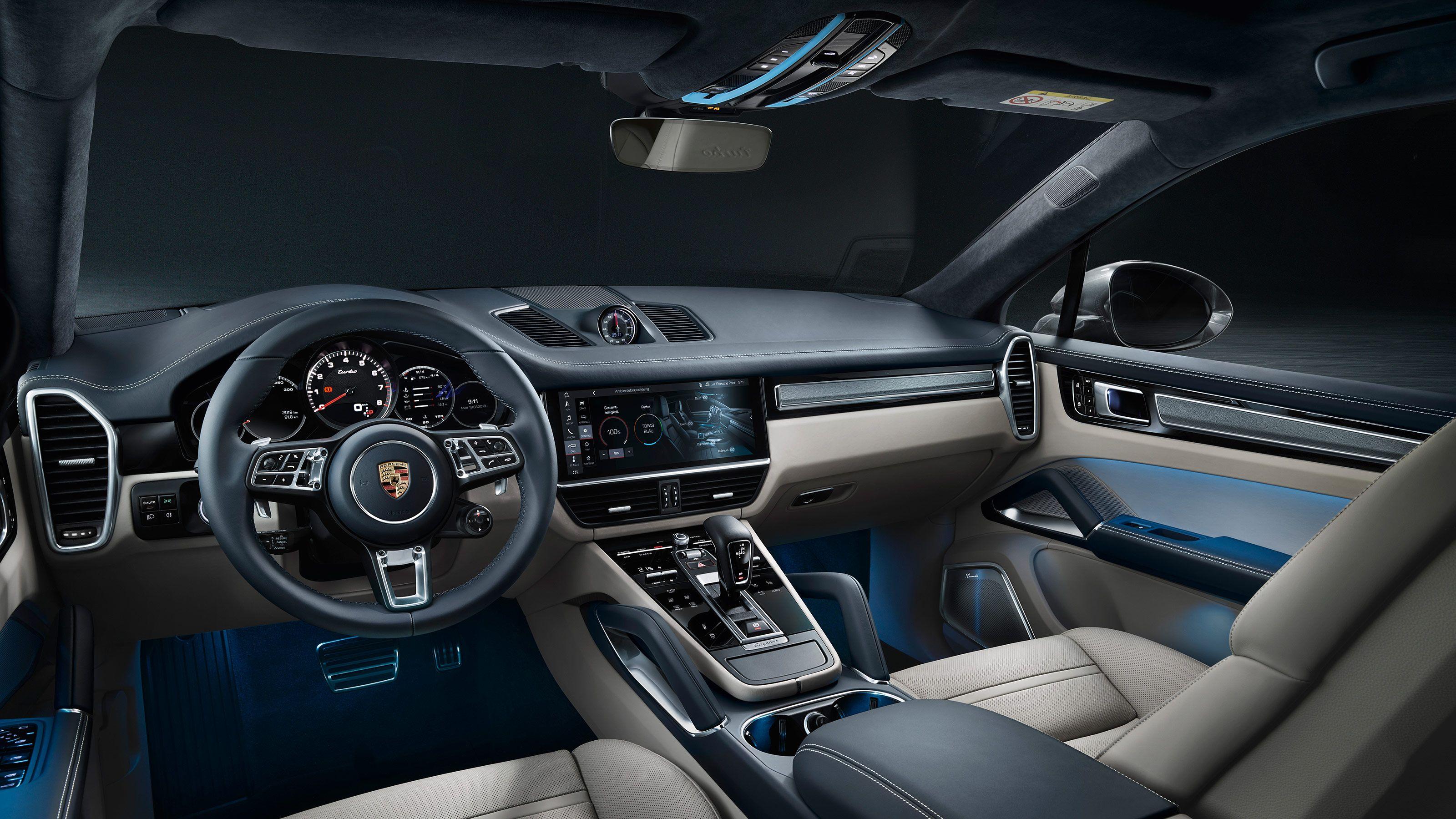 Modeli Novij Porsche Cayenne Coupe Porsche Cayenne Porsche Panamera Porsche Cayenne Interior