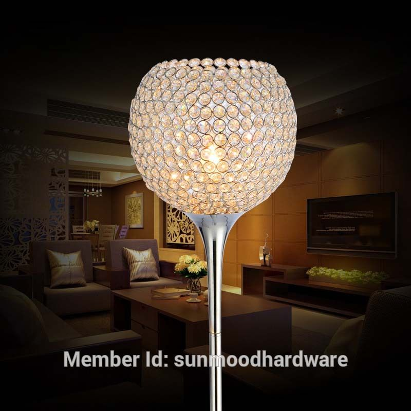 Living Room Bedroom Study Floor Lamp, Decorative Lamps For Living Room