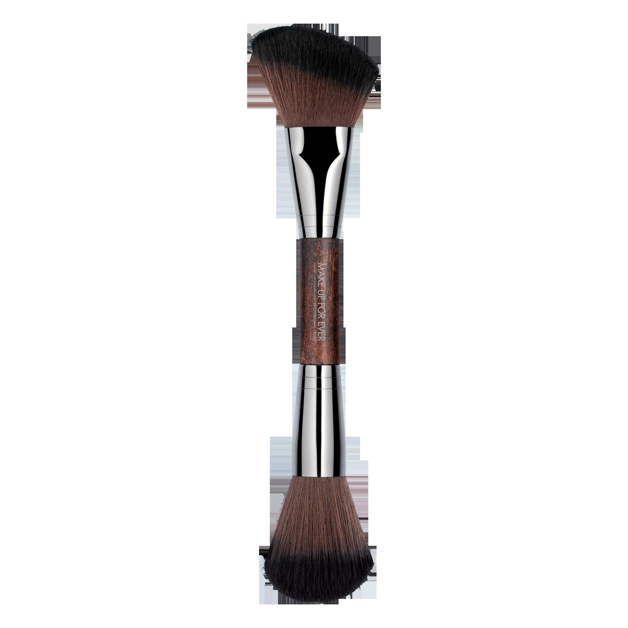 Doubleended Sculpting Brush 158 Face Brush MAKE UP