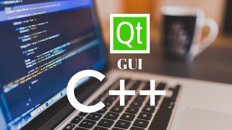 Learn Robust Qt & C++ Gui Programming: 2D Graphics Tutorial
