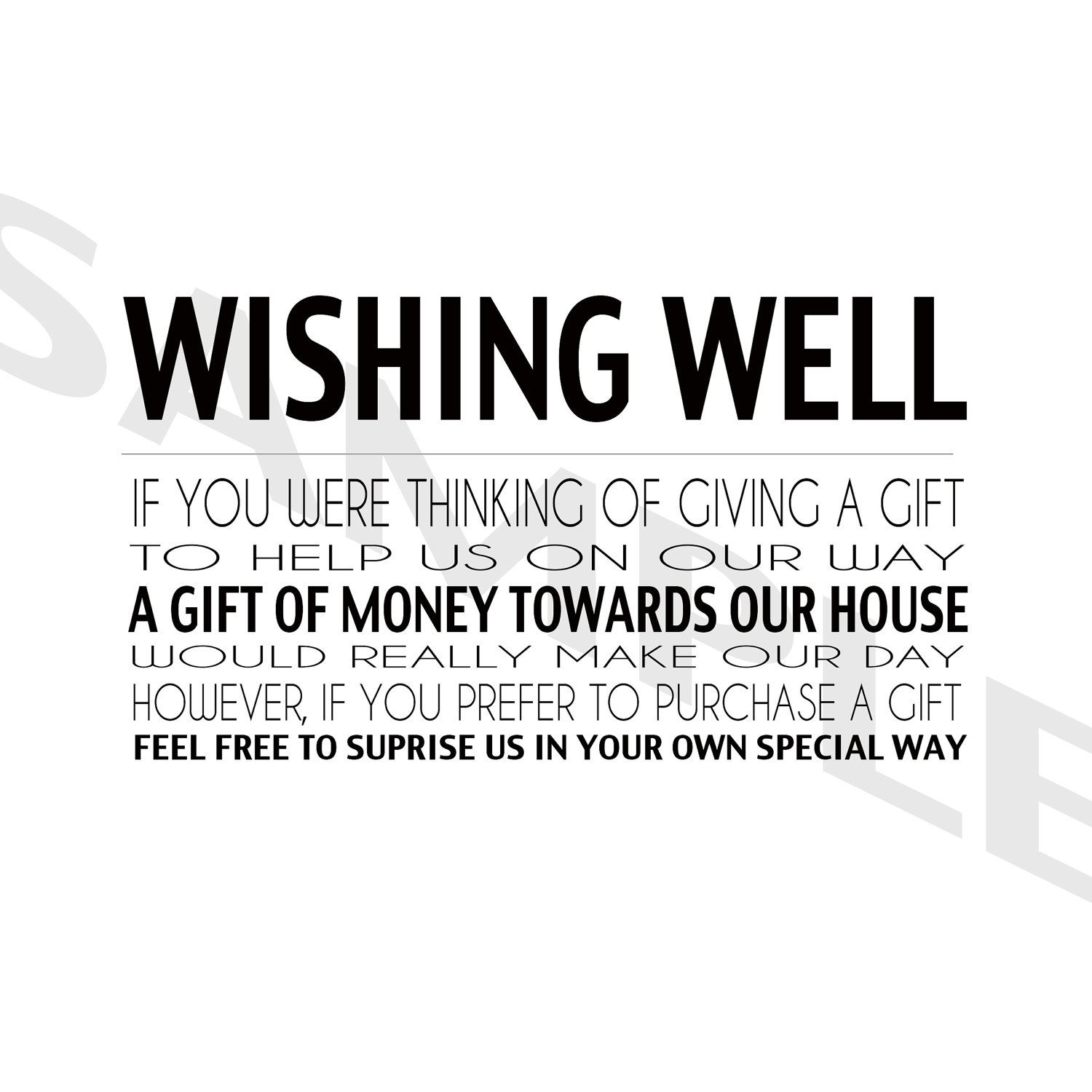Wishing Well | Project ~ Wishing Well Sign | Pinterest