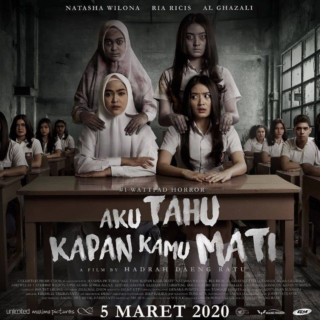 15 Film Hantu yang Tayang di Tahun 2020, Berani Nonton di