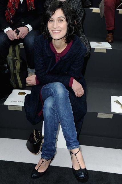 Clotilde Hesme, Chanel March 2013