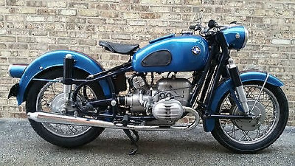 1960 Bmw R60 With Images Bmw Motorcycles Best Classic Cars