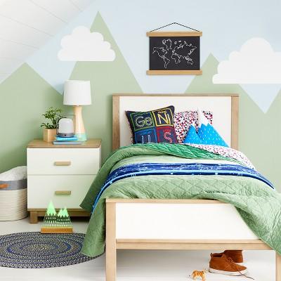 Twin Constellations Plush Blanket Pillowfort Bedroom Decor Design Bedroom Collection Kids Bedroom