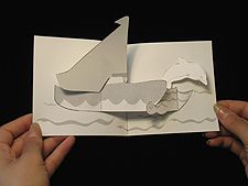 Robertsabuda Com Simple Pop Ups You Can Make Pop Up Art Pop Up Cards Pop Up Book