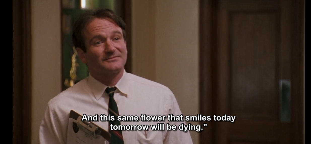 Robinwilliams Deadpoetssociety Quotes Dead Poets Society Quotes Movies Quotes Scene Society Quotes