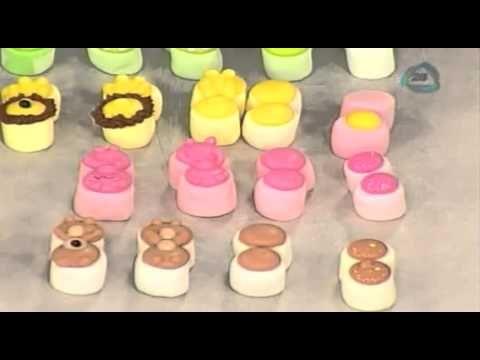 Receta de bombones decorados para el día del niño. Receta de dulces y  bombones   Día del niño cc2e0610b8f