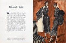 Christian Dior (Couture) 1949 Pierre Louchel