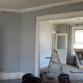 Monorail Silver Paint Color SW 7663 By Sherwin Williams. View Interior And  Exterior Paint