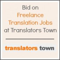 Review Of Translators Town Freelance Work Freelancing Jobs Esl Teaching Jobs