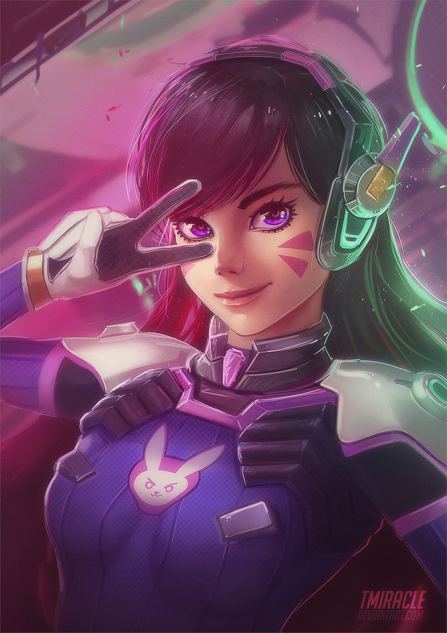 Dva TMiracle On ArtStation At Httpswwwartstation