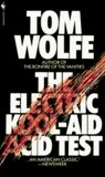 My first ever Tom Wolfe read.