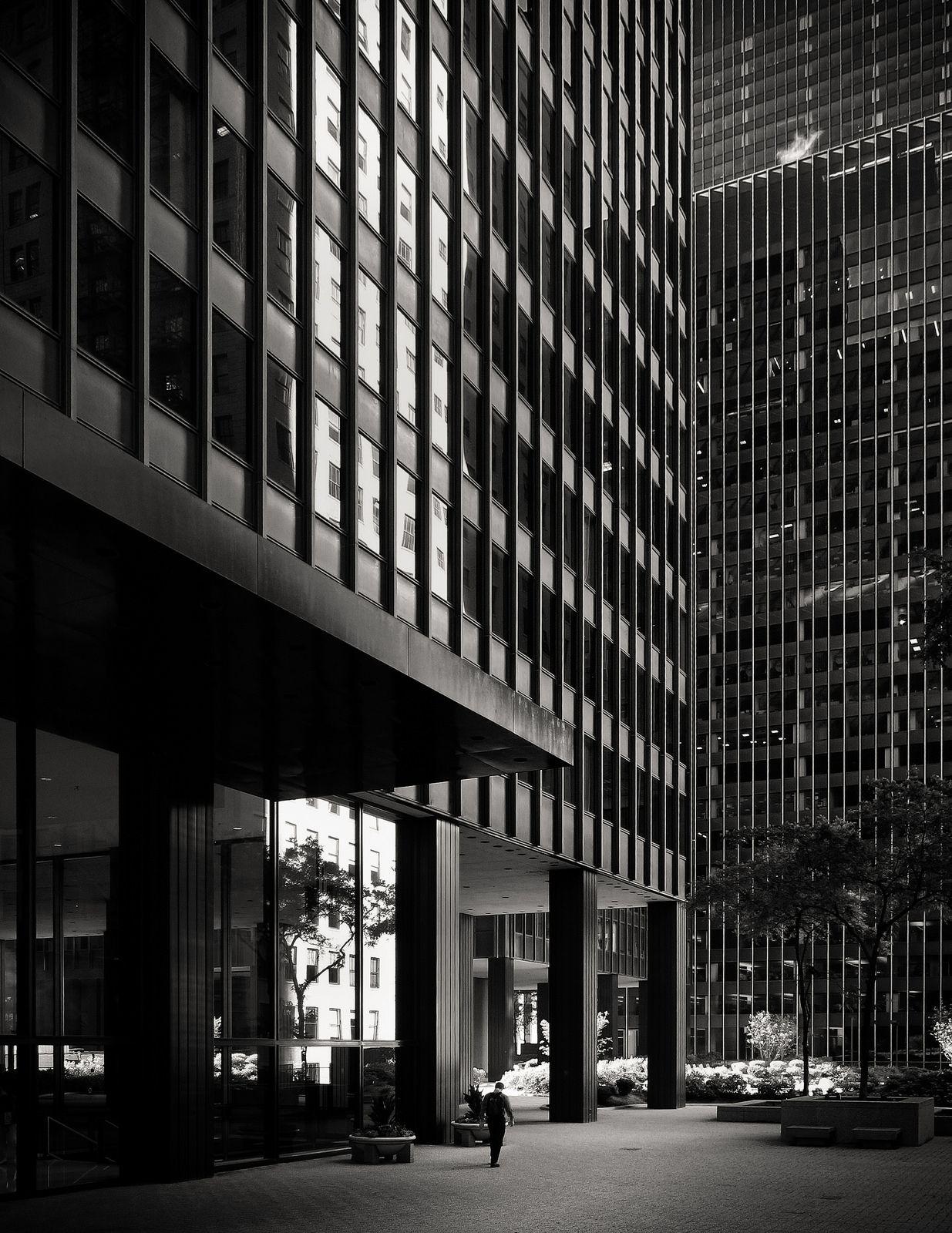 Chicago Mies Van Der Rohe Tour illinois center | ludwig mies van der rohe, illinois