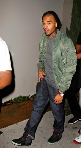 Chris Brown in Big Star USA   Chris