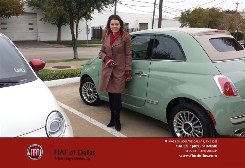 I needed to buy a car within a week. I bought from this dealership because of the high standard of service I received.  Highlights of my experience include: Everyone was friendly and helpful (Amanda, Connie, and Diana) Araceli was informative, pleasant, and patient with me. She is adorable!! Diana was great - Charlcye Bryson, Thursday, November 13, 2014