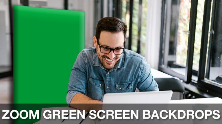 Zoom Green Screen Online E Meeting Backdrops Greenscreen Green Screen Backdrop Outdoor Signage
