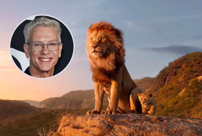 Exclusive Chris Sanders Discusses Success of LiveAction The Lion King