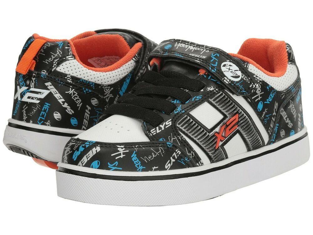 bb2dca6a62460 Sponsored)eBay - Heelys Bolt Plus X2 Skate Sneaker Roller Wheel Kids ...