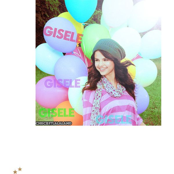 """""""selena gomes"""" by amandalages-stm on Polyvore"""