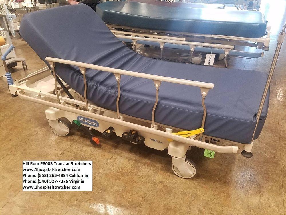 Hill Rom P8005 Durastar Stretcher for Sale 700 LB Patient
