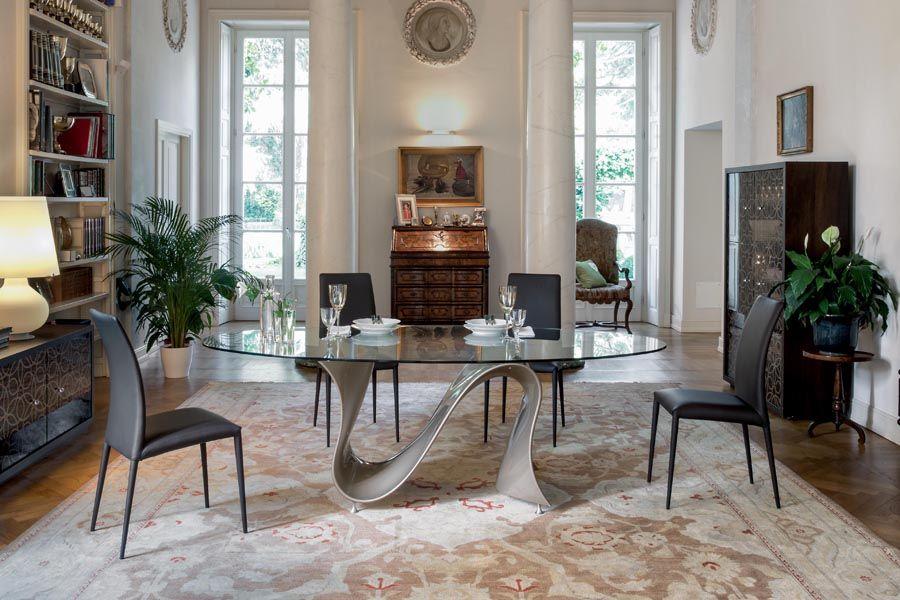 tavolo wave tonin casa | MERINGA | Pinterest | Dining and Contemporary