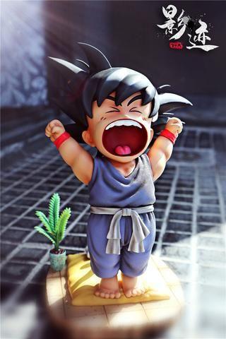 Produced By Dms Material Pu Resin Size 15 5cmh 8 5cmw 9 5cml Edition 399 Pcs Limited Figuras De Goku Figuras De Accion Esculturas