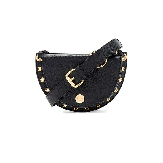 Bag By Chloe See Bag Black Kriss Belt dIHdZTwq
