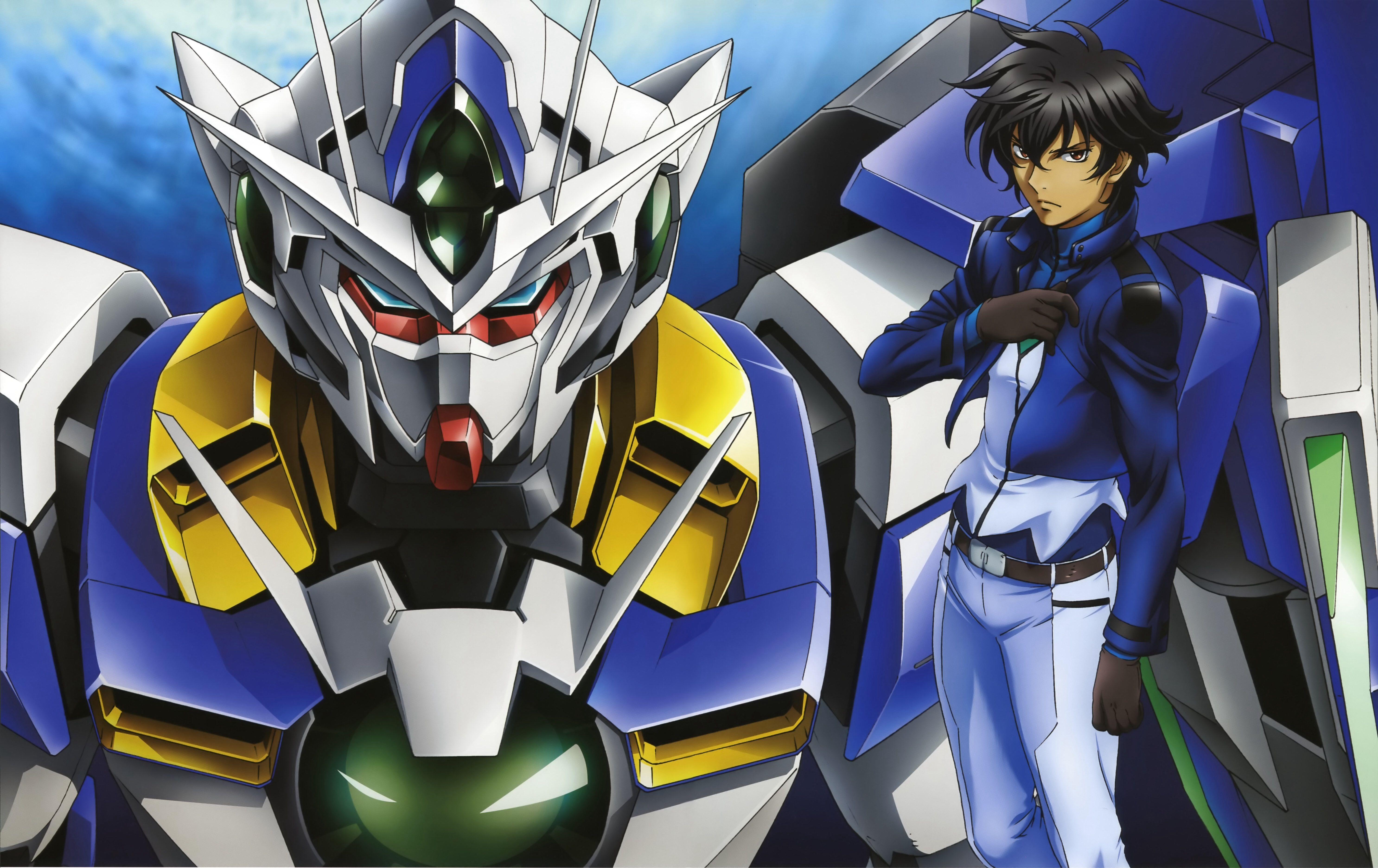 Pin By Scorpion On Gundam Fight Gundam 00 Gundam Wallpapers Gundam