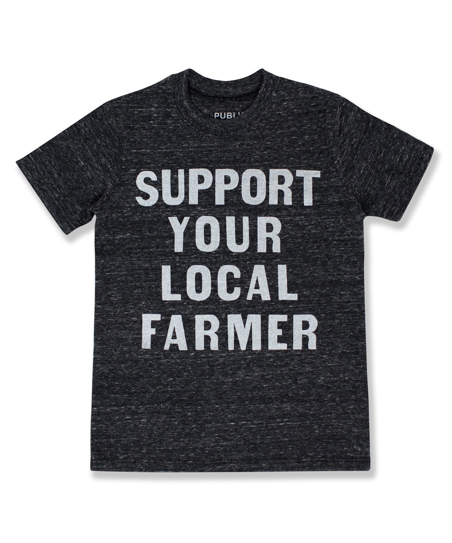3ea7f714 Kids Support Your Local Farmer T-Shirt   Farmers Market   Raleigh ...