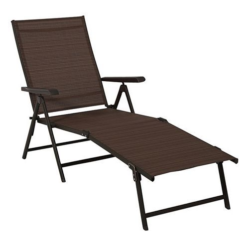 Sonoma Outdoors Coronado Chaise Lounge Chair Enza