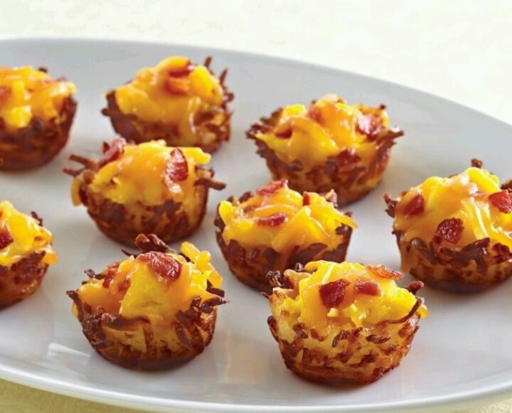 Potato Nests For Easter But Really Perfect Any Lazy Sat