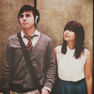 Halloween Costume 500.Summer And Tom From 500 Days Of Summer Halloween In 2019 Couple