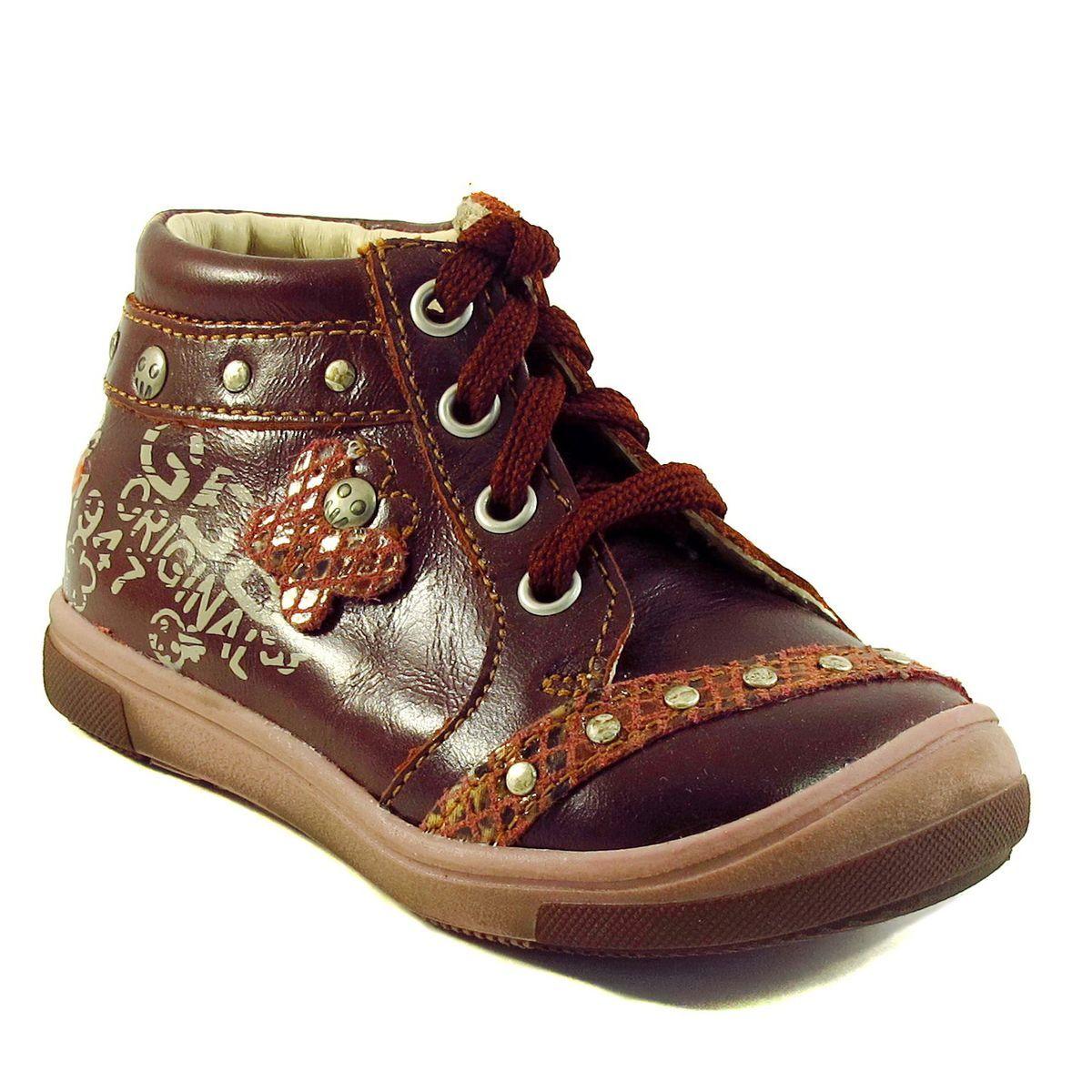 GBB DANIELA - Disponible au magasin spécialiste de la chaussure enfant - La Bande à Lazare cc Grand'Place - Grenoble