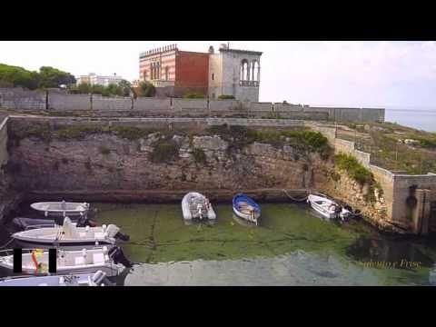Salento Marina di Posto Rosso-Porticciolo - YouTube