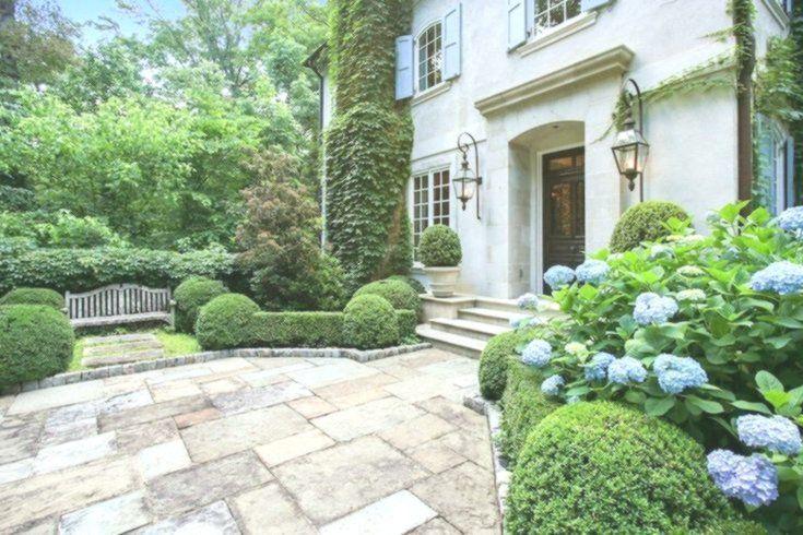 44 Brilliant French Country Garden Decor Ideas,