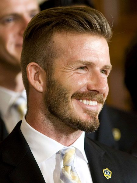 Terrific 1000 Images About David Beckham Undercut On Pinterest Undercut Hairstyle Inspiration Daily Dogsangcom