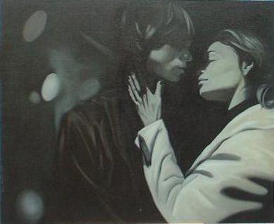 """""""A Kiss"""", Anna Baklāne (2008)"""