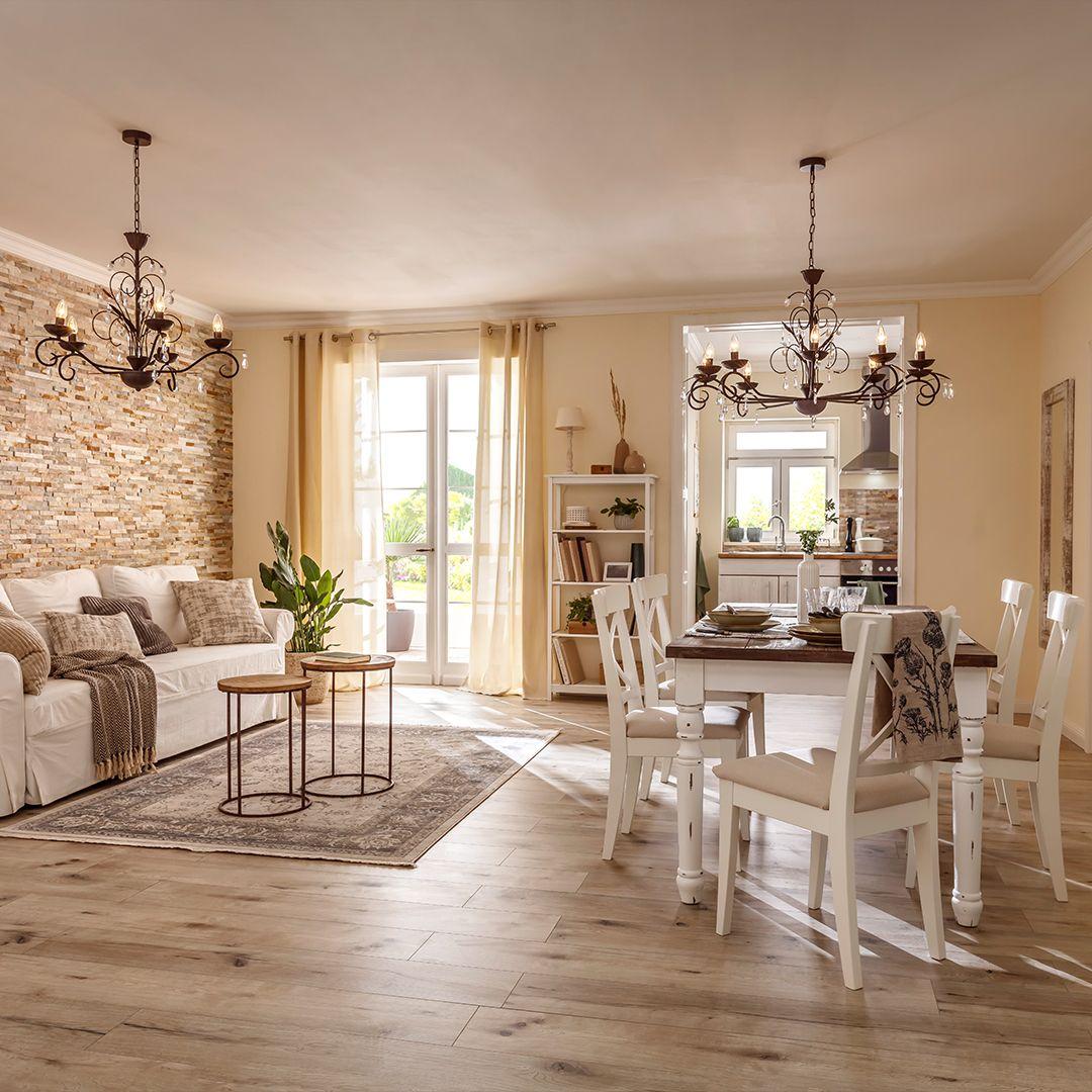 Einrichten im französischen Landhausstil