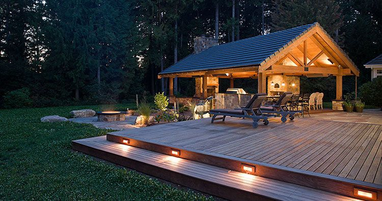 Good Deck And Patio Spaces Low Voltage Outdoor Lighting Outdoor Structures  Landscaping Design Construction By Urban Oasis Llc Lake Sammamish Residence  Near ...