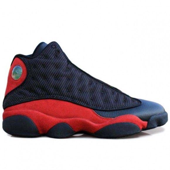 Jordan 13 red and black   Zapatillas