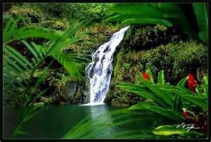 Waimea Falls, Oahu, HI