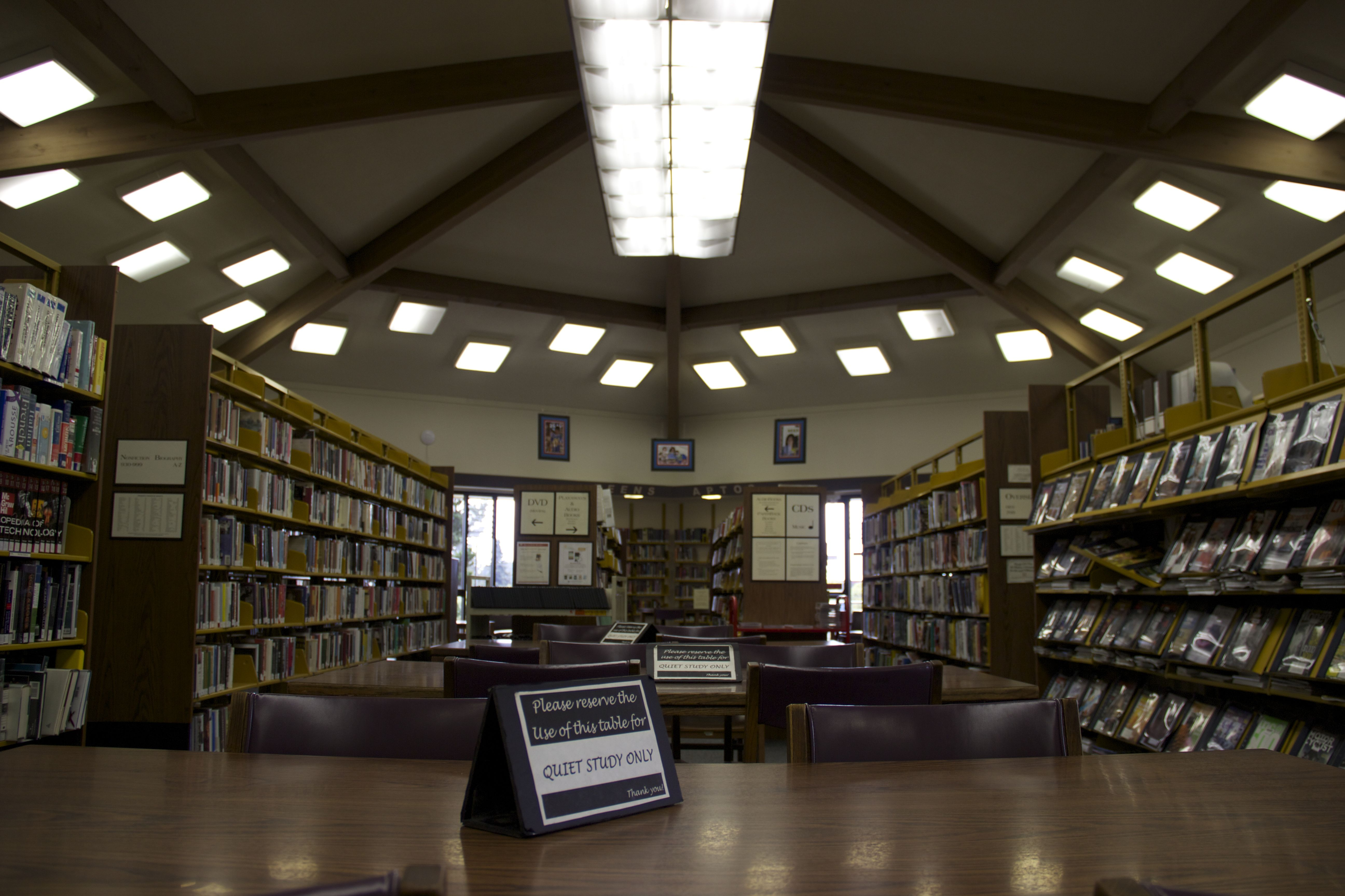 Aptos Library Aptos Branch Library