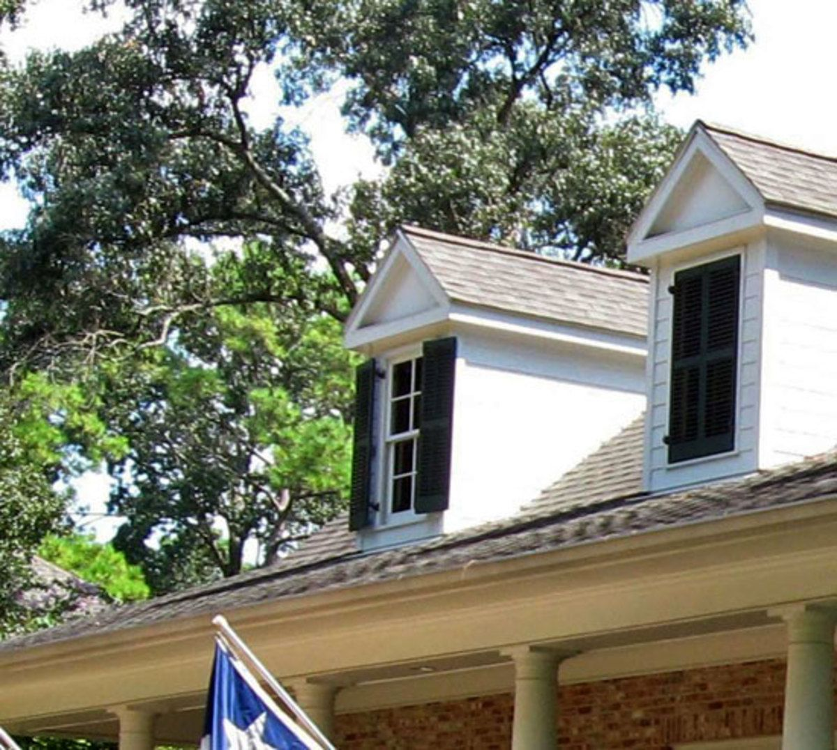 Window decorative shutters  shutters should be hung on the window in such a way that they can be