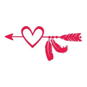 Schön Silhouette Design Store: Cupidu0027s Valentine Arrow