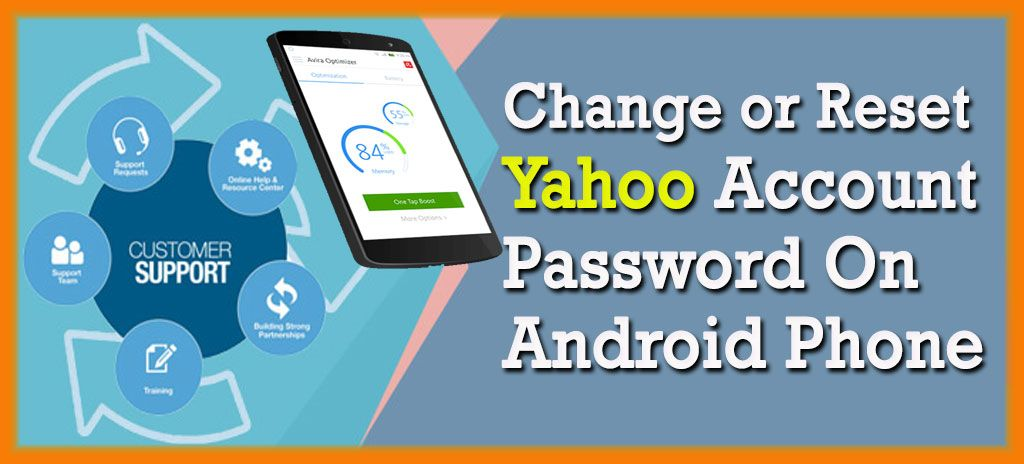 How to Change Yahoo Account Password on the iPhone 5
