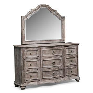 Winslow Ii Bedroom Dresser Dresser With Mirror Furniture Shop Value City Furniture