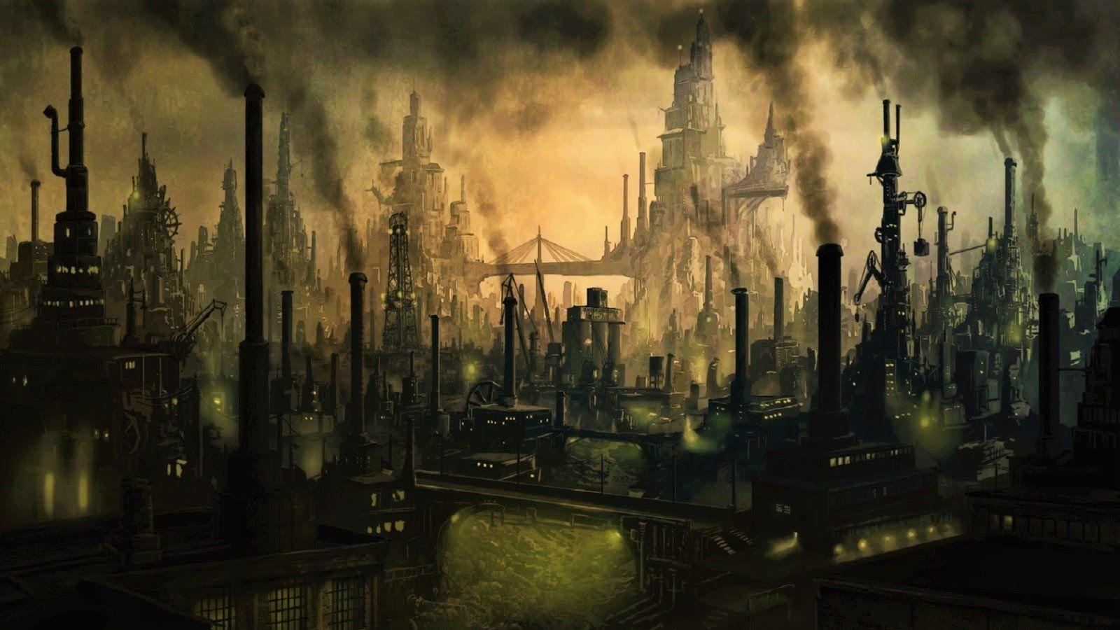 Dark Steampunk Music - Illusions And Smoke
